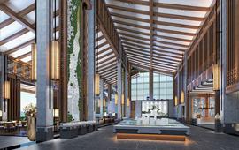 中国银泰陵水高峰温泉会所