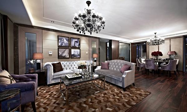 样板房设计五大特点 助房产商俘获客户芳心