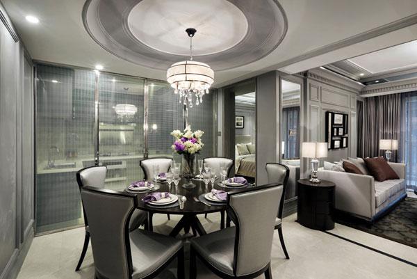 开启厨房人气模式 别墅装修设计搭出新惊喜